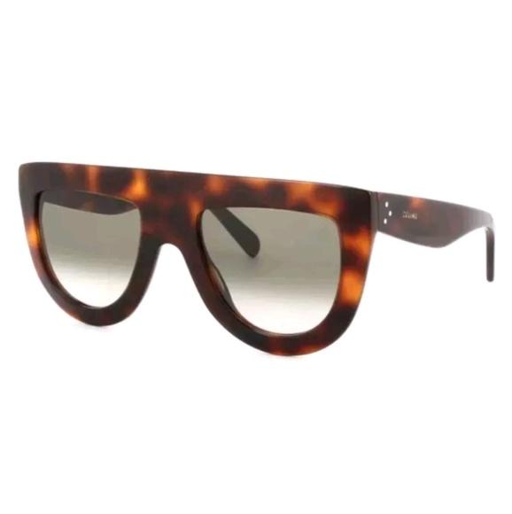 bf962230d9d0 Celine Andrea Tortoise Sunglasses CL 41398 S 05L